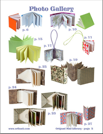 How To Make An Origami Book & Cupboard Fold - Folding Instructions ...   450x348